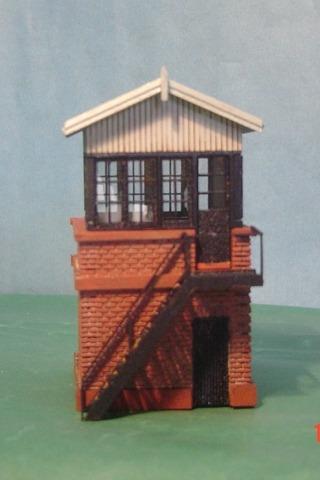 cabin de señales chico - nvm hobbies