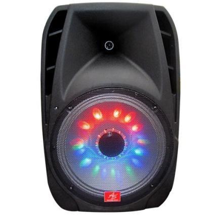 cabina activa american sound aspa154ubl, 15 pulgadas, 400wat