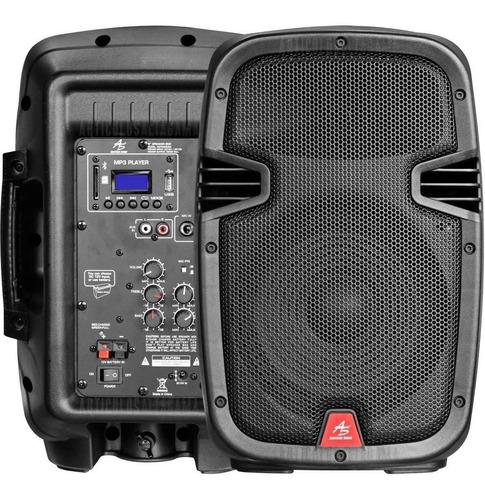 cabina activa bluetooth american sound 8``  + micrófono