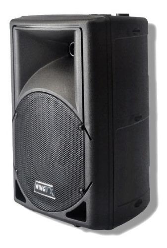 cabina activa wing vx12a  alta presión sonora profesional