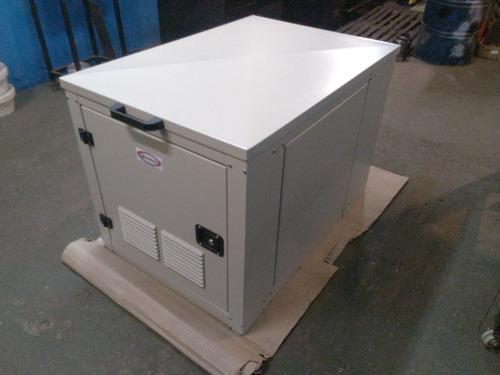 cabina acústica insonorizada p/grupo electógeno p/intemperie