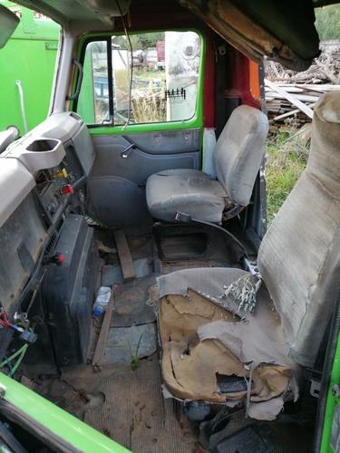 cabina, caseta camión international