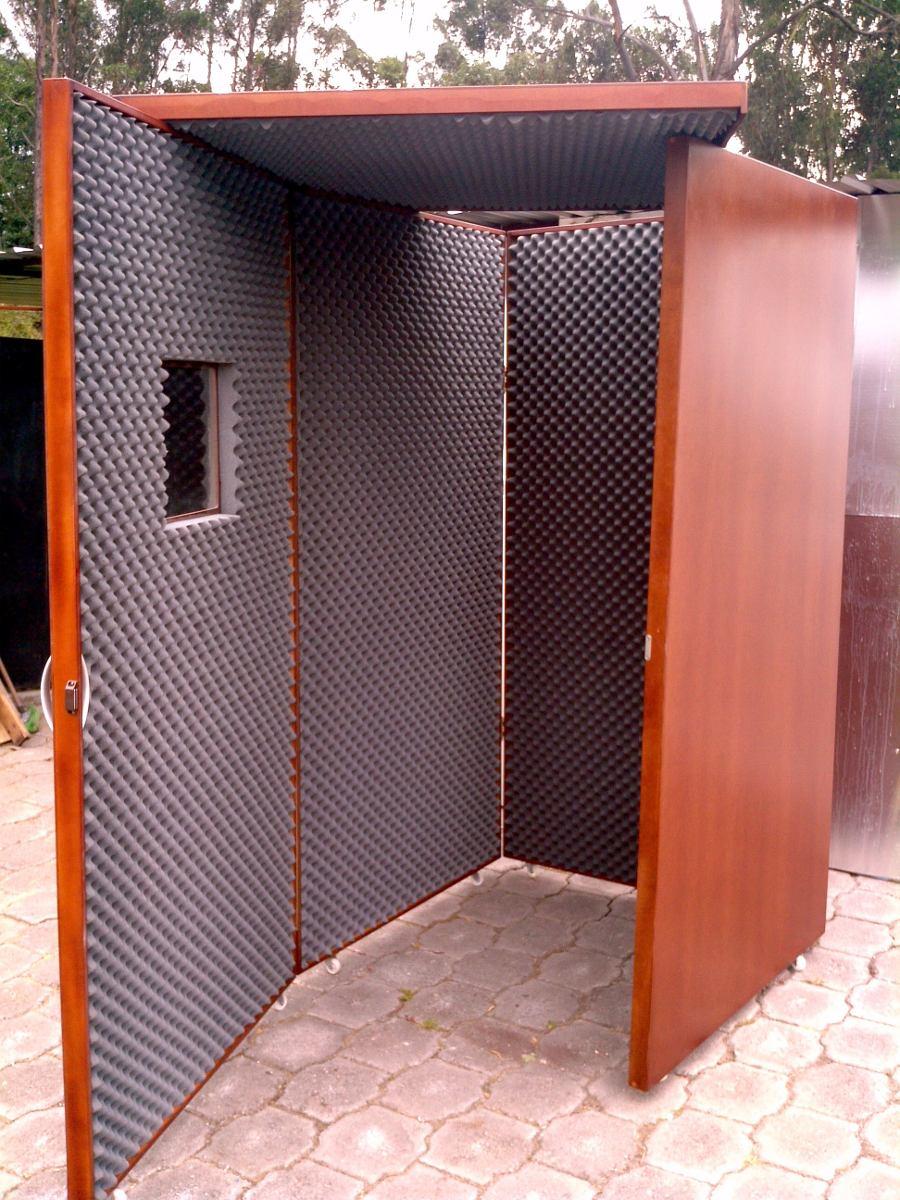 Cabina de absorci n y aislamiento ac stico u s 690 00 en - Aislante acustico para suelos ...
