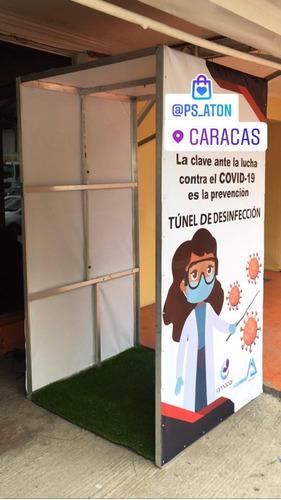 cabina de desinfeccion