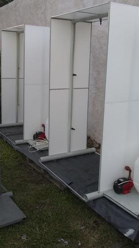 cabina de desinfección sanitización y ozonificacion