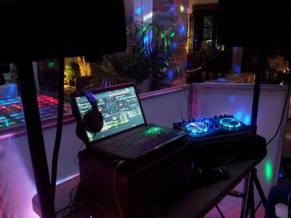 Foto Cabina Mercadolibre : Cabina de dj dj booth doble sin mesa sin iluminacion