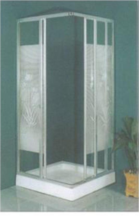 Cabina de ducha de fibra de vidrio mamapara80x80 u s 378 for Mamparas de ducha 80x80