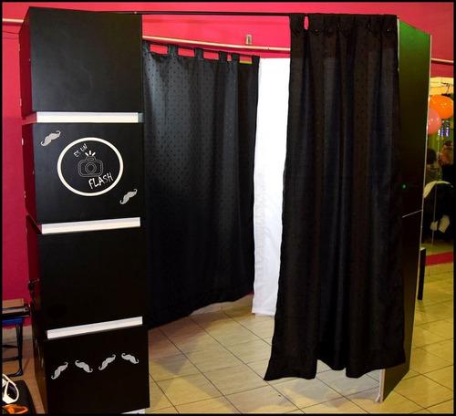 cabina de fotos fotocabina - es un flash !!!