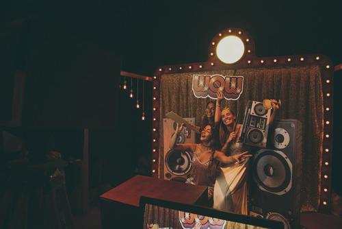 cabina de fotos - la novia record