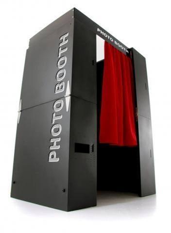 cabina de fotos para eventos