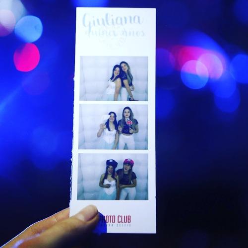 cabina de fotos selfie