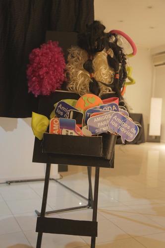 cabina de fotos - selfie - fotocabina - banner de regalo!!!!