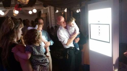 cabina de fotos - totem - cabina inflable