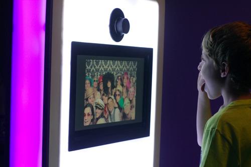 cabina de fotos tu selfie