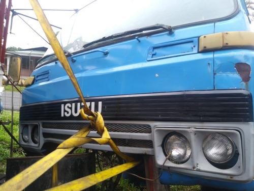 cabina de isuzu forward