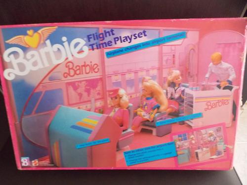 cabina de pasajeros de la barbie original importado