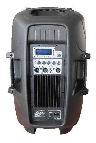 cabina de sonido stanford st-712p-fm