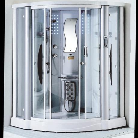 cabina de vapor regadera y masaje a-0810 castel
