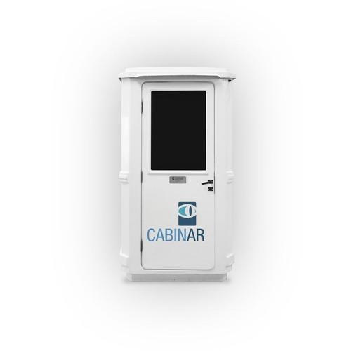 cabina de vigilancia simple ( garitas, baños quimicos )