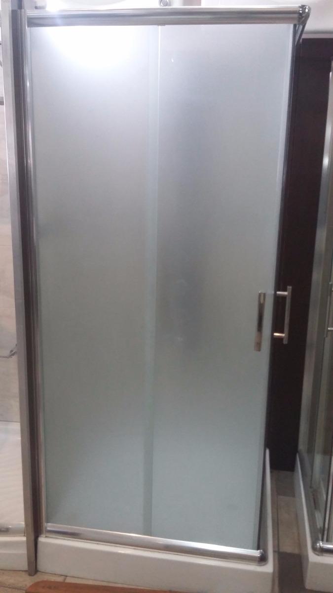 Mamparas De Ducha De 70.Cabina Ducha Mampara 70 X 70 Vidrio Esmerilado Receptaculo