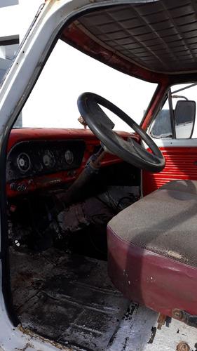 cabina ford 700 año 1973