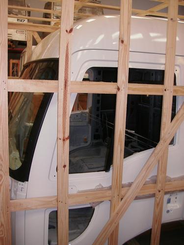 cabina ford cargo 0km año 2015 linea nueva.