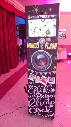 cabina fotográfica