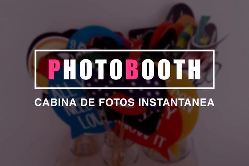 cabina fotografica de fotos instantaneas photo booth eleven