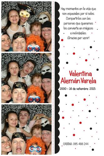 cabina fotografica foto cabina fiestas fotografias