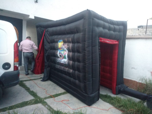 cabina fotográfica inflable