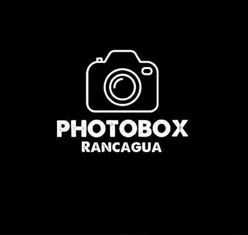 cabina fotográfica para eventos