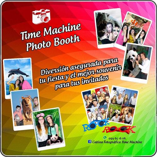 cabina fotográfica/ souvenir/ foto instantanea