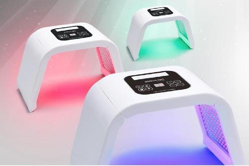 cabina led fototerapia