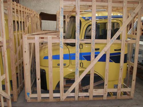 cabina mercedes benz 1114