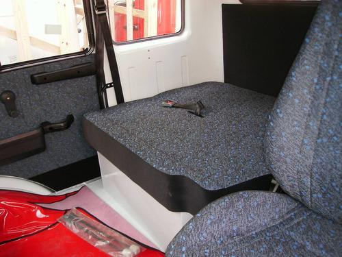 cabina mercedes benz 1526  0km.