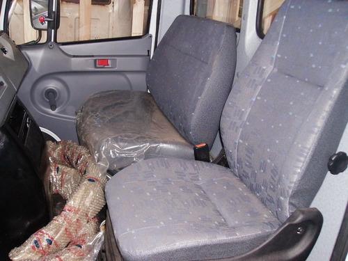 cabina mercedes benz 710 0km , original completa.