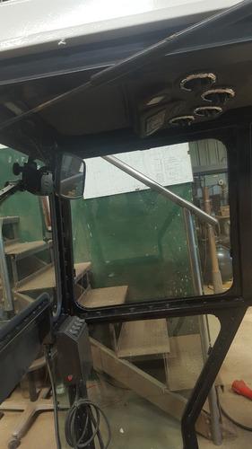 cabina para massey ferguson 265e