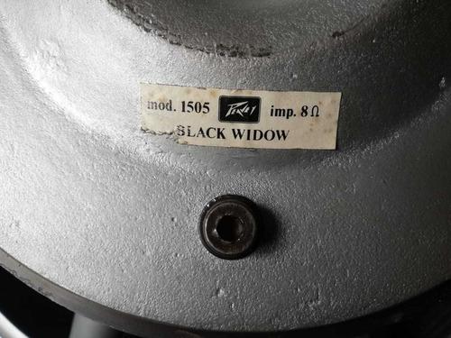 cabina peavey para bajo 350 wats rms made in usa