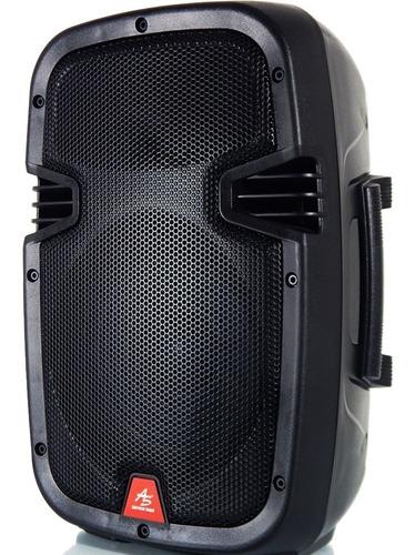 cabina portable bluetooth american sound + base aspa088ubx
