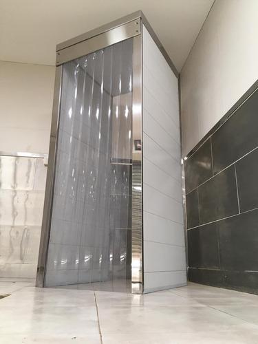 cabina sanitizante desinfectante ozono