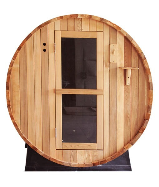 Cabina Sauna Barril Madera Cedar 45m3 Piscineria 2990000 en