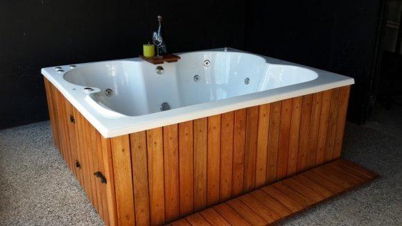 Cabina Sauna Vapor : Cabina sauna box spa hidromasaje sauna vapor ducha escocesa