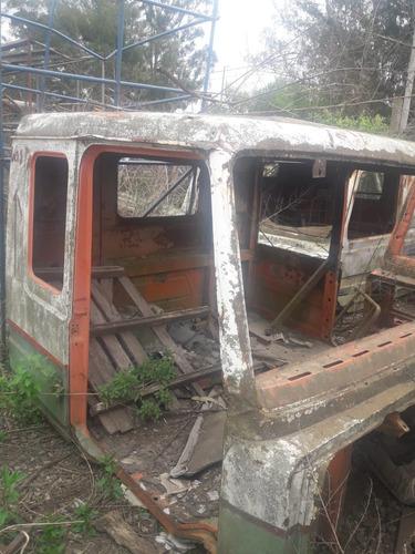 cabina scania 112 trompa