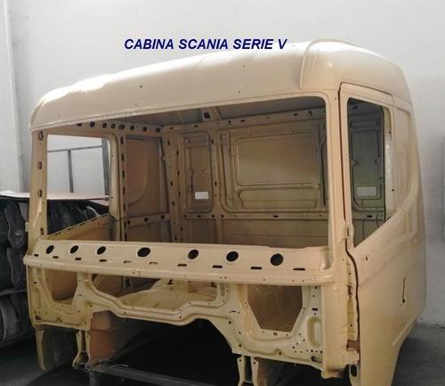 cabina scania serie g