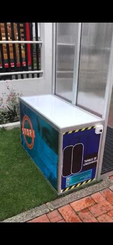 cabinas de desinfección - kg a $25667