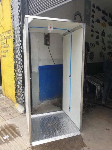 cabinas de desinfección - unidad a $6000000