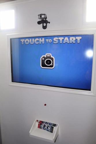 cabinas de fotos / selfie (7 personas)