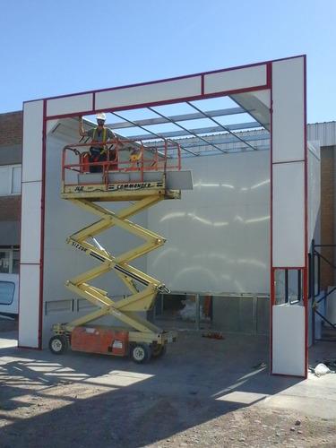 cabinas de pintura, fabricación,montajes,traslados y filtros