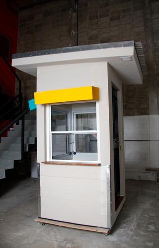 cabinas de seguridad. estándar/a medida. consultar precios.