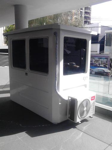 cabinas de vigilancia / garitas de seguridad